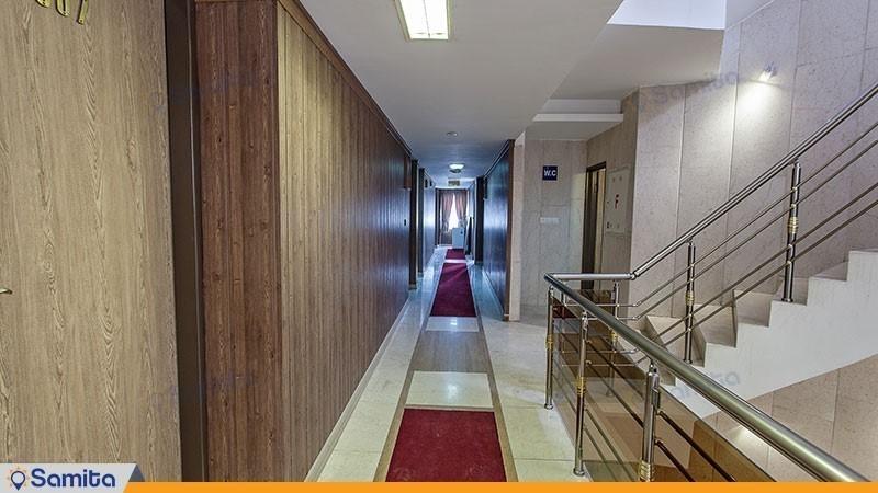 Safir Hotel Corridor