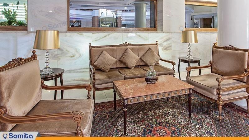 Safir Hotel Lobby