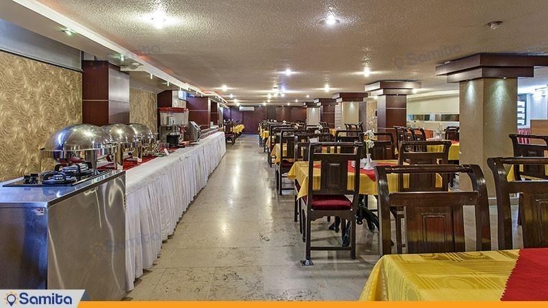 مطعم فندق سفير