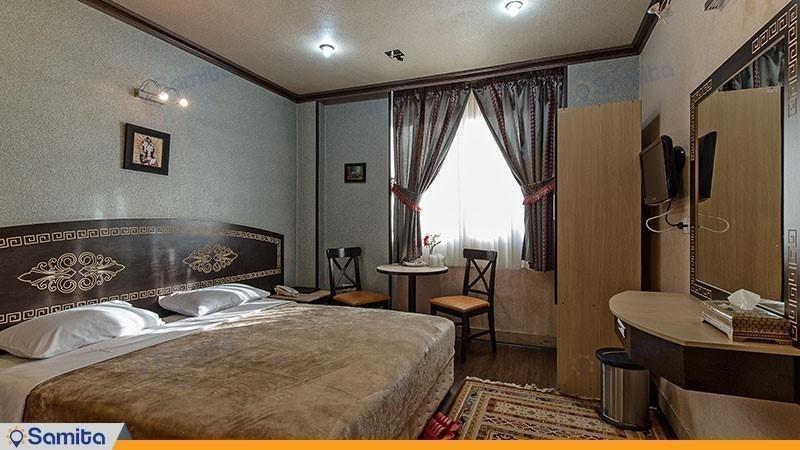 الغرفة المزدوجة فندق سباهان