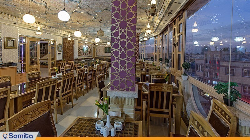 مطعم فندق سباهان