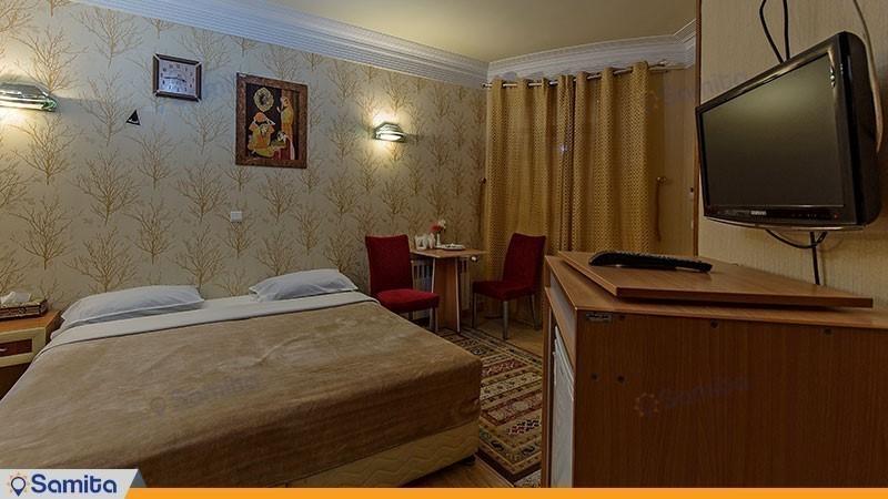 الغرفة الثلاثية فندق سباهان