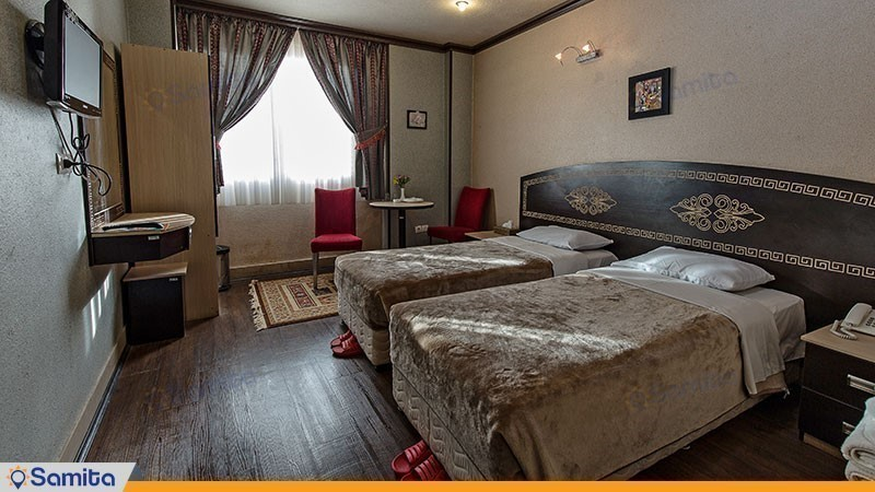 Sepahan Hotel Double Room