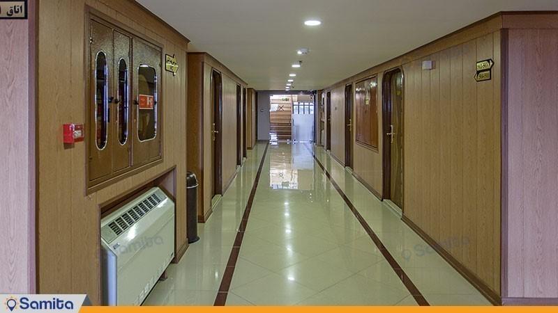 راهرو هتل ونوس اصفهان