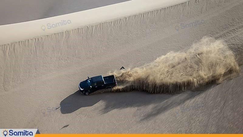 سباق رالي في الصحراء نزل تقليدي بارانداز