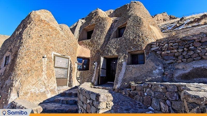 واجهة فندق دولي صخري لاله