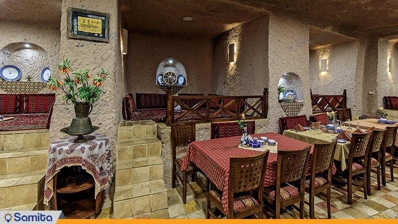 مطعم فندق دولي صخري لاله