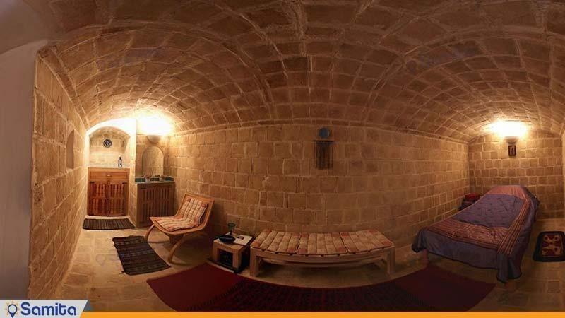 اتاق نهان خانه هتل سنتی خانه ایرانی
