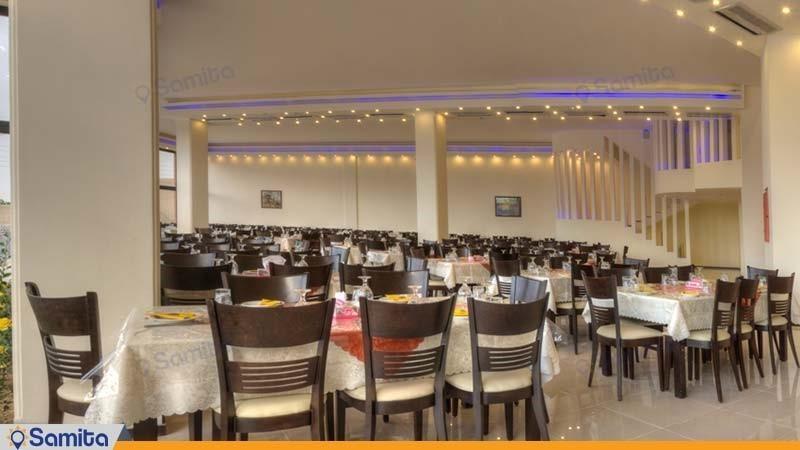 مطعم فندق نكارستان