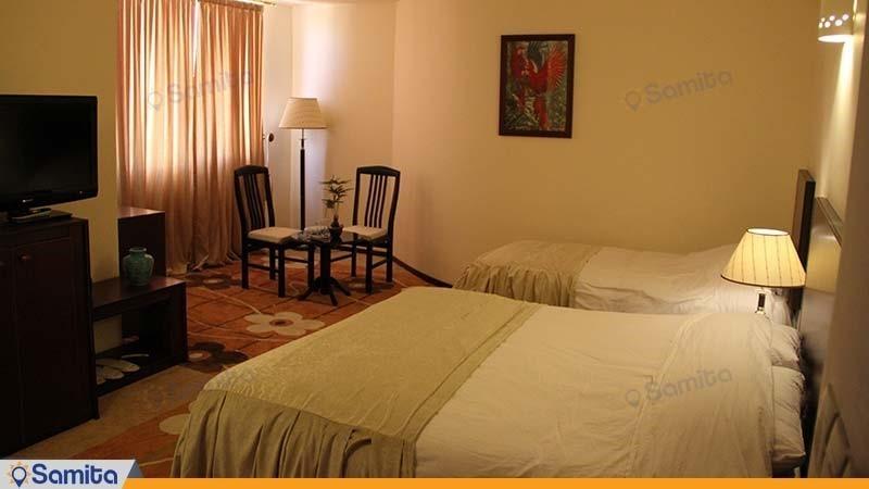 غرفة ثلاثية فندق نكارستان