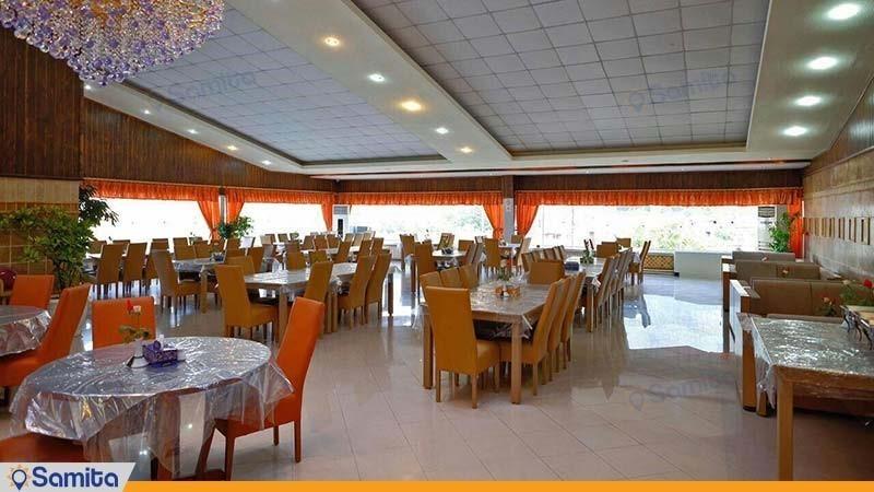 رستوران هتل مارال
