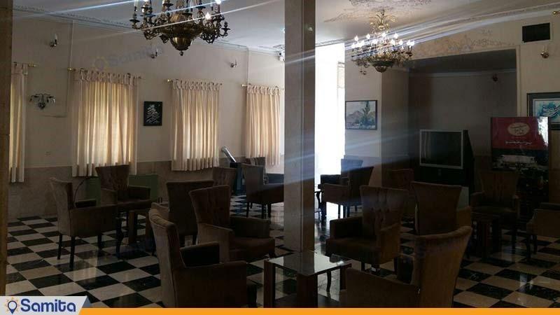 لابی هتل کرمان