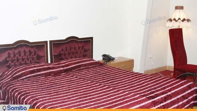 اتاق دبل هتل جمشید کرمانشاه