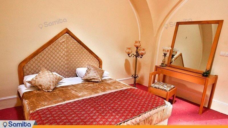 اتاق دبل هتل بین المللی لاله بیستون