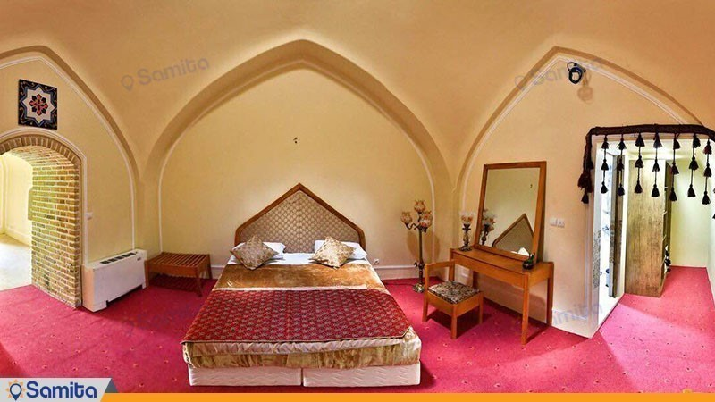 غرفة مزدوجة فندق دولي لاله بيستون