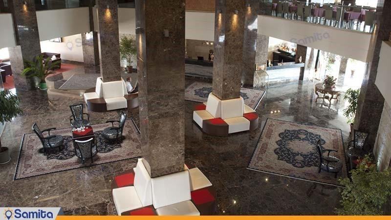 لابی هتل پارسیان کرمانشاه
