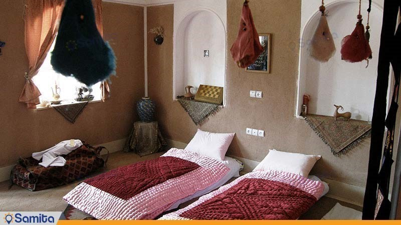 اتاق دو تخته هتل بالی