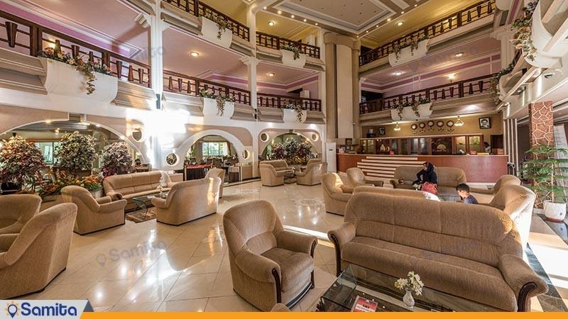 لابی هتل آریان