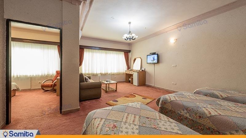 سوئیت پنج تخته هتل آریان