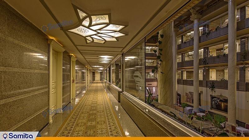 راهرو هتل داریوش