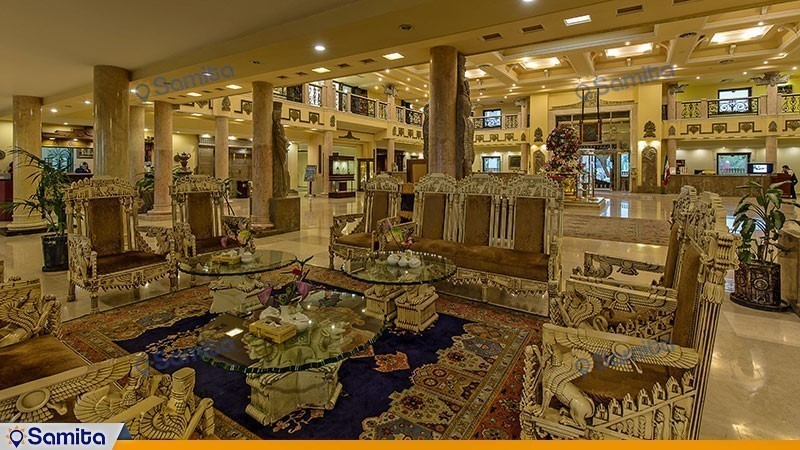 لابی هتل داریوش