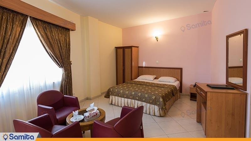 اتاق دو تخته دبل هتل گراند