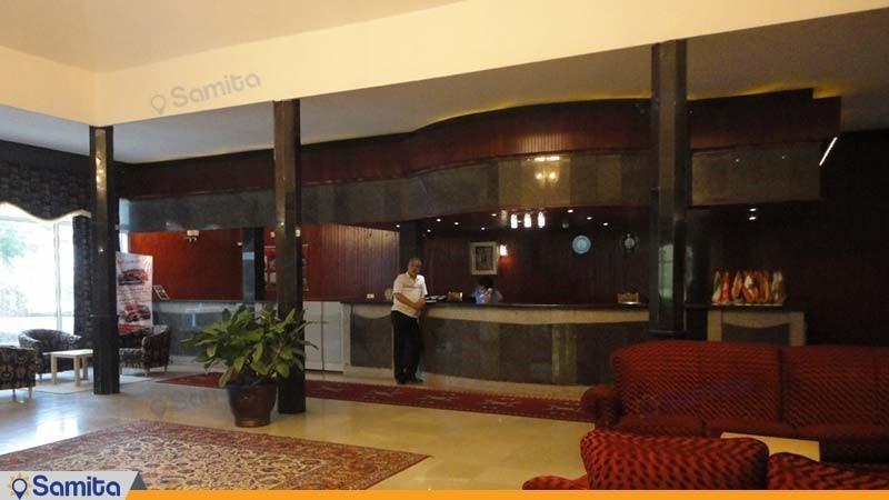 لابی هتل لوتوس
