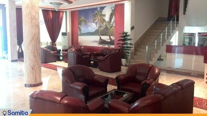لابی هتل پانیذ