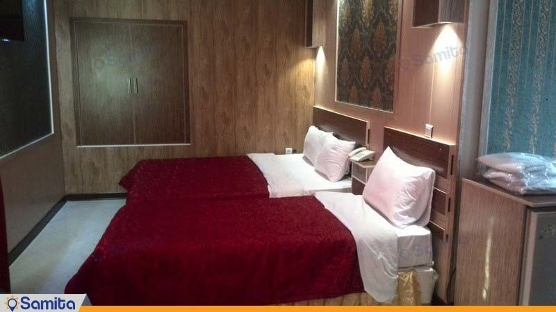 اتاق سه تخته هتل پانیذ