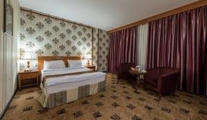اتاق دو تخته رو به جزیره هتل پارمیس