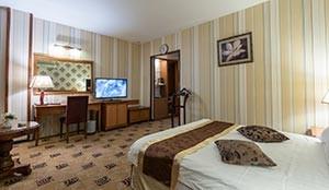 اتاق دو تخته رو به دریا هتل پارمیس
