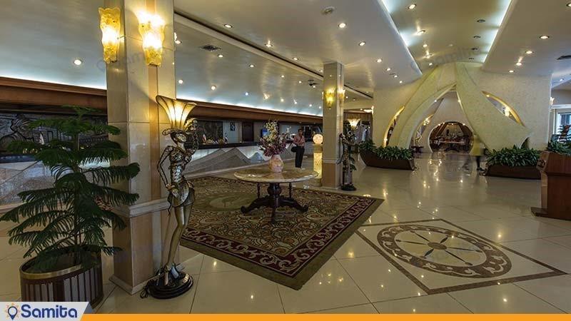 لابی هتل پارمیس