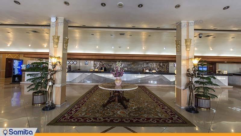 الاستقبال فندق بارميس
