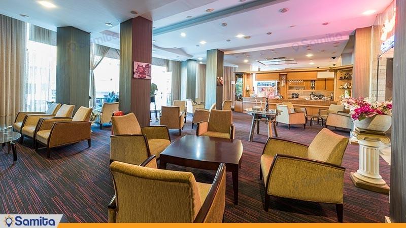 کافی شاپ هتل سارا