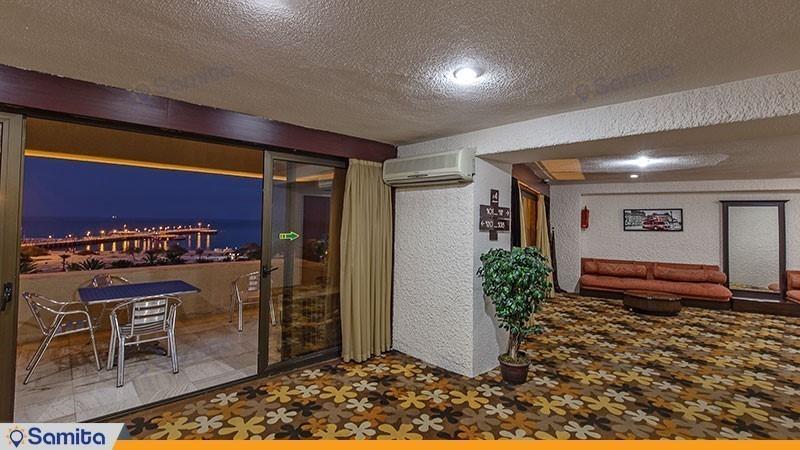 ممر فندق شايان