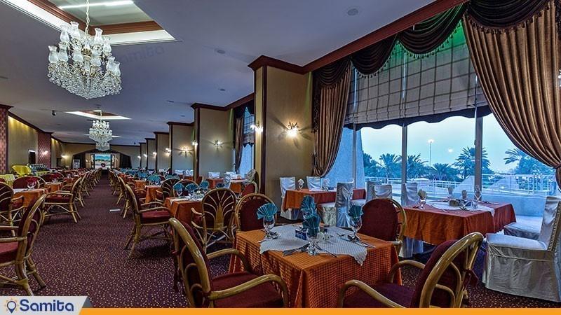رستوران هتل شایان