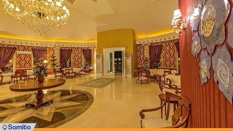 Toranj Marine Hotel Lobby