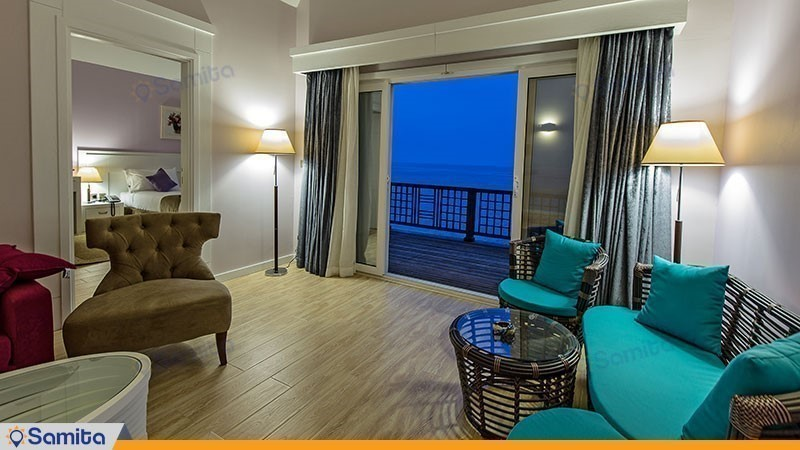 Toranj Marine Hotel Royal Suite With Sunset View