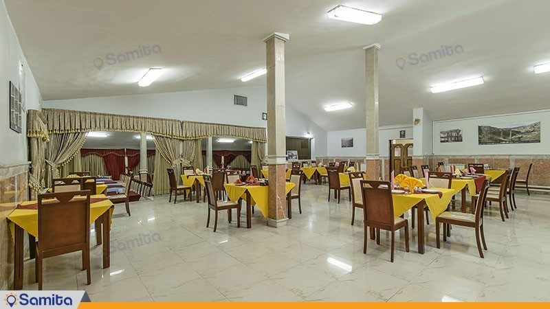 رستوران هتل جهانگردی ماکو