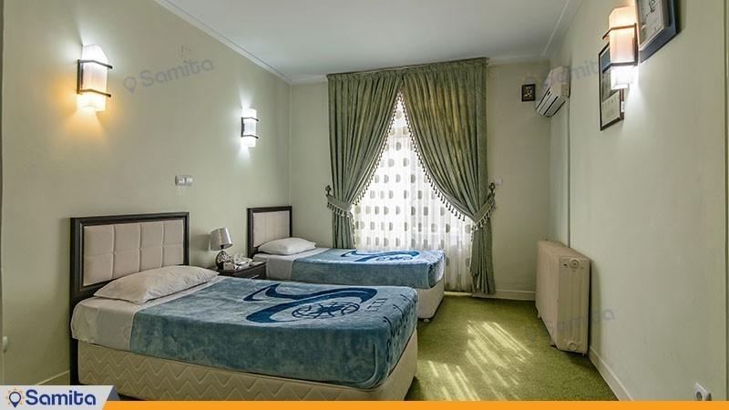 اتاق دو تخته هتل جهانگردی ماکو