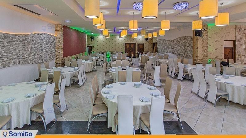 رستوران هتل بزرگ مراغه