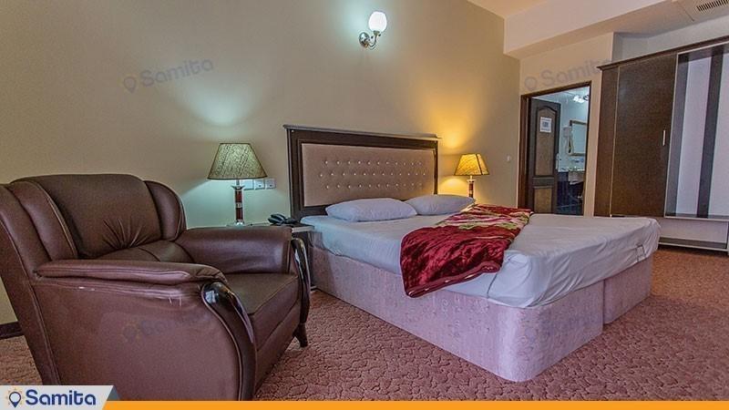 سوئیت رویال هتل بزرگ مراغه
