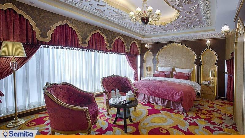 سوئیت آگرا هتل الماس 2