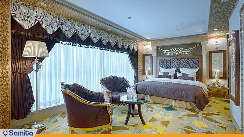 سوئیت دی یونگ هتل الماس 2