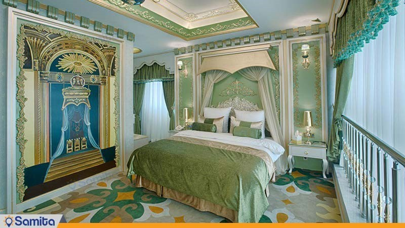 سوئیت گروسولار هتل الماس 2