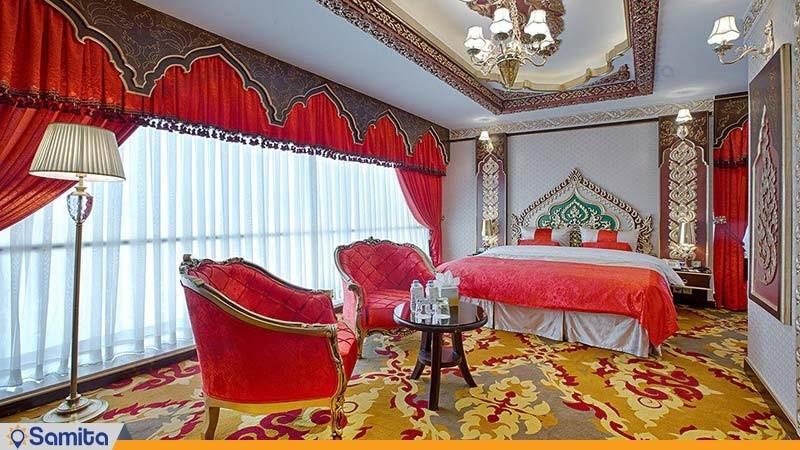 سوئیت جوبیلی هتل الماس 2