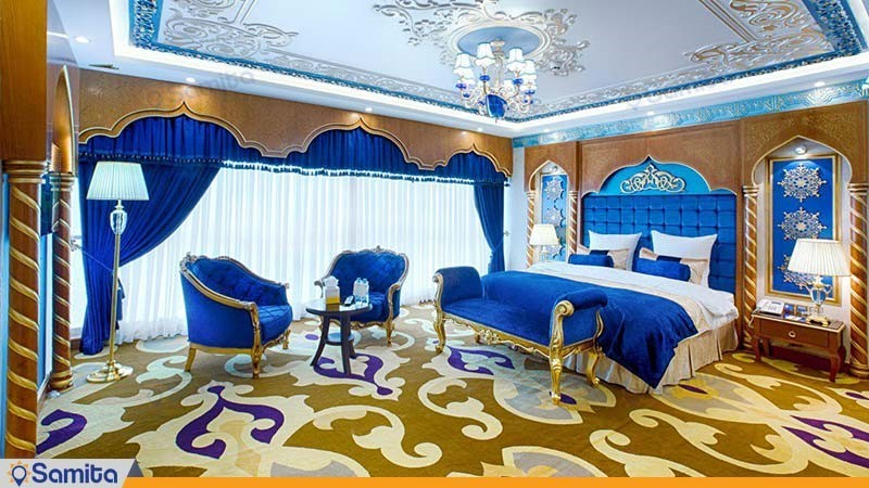 سوئیت ناساک هتل الماس 2