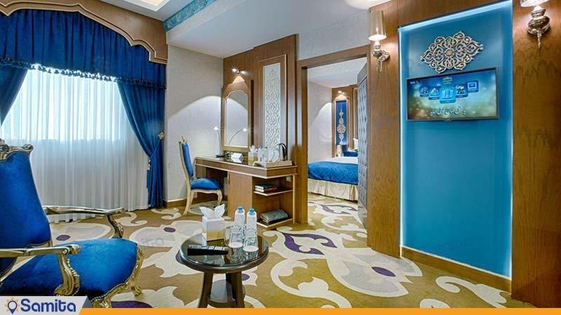سوئیت یک خوابه هتل الماس 2