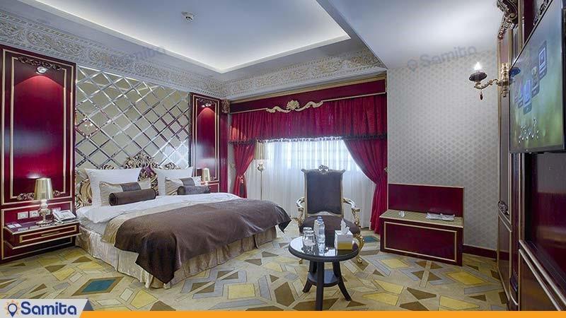 سوئیت برلیان هتل الماس 2