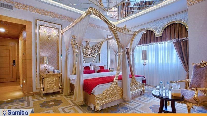 سوئیت هانی مون هتل الماس 2